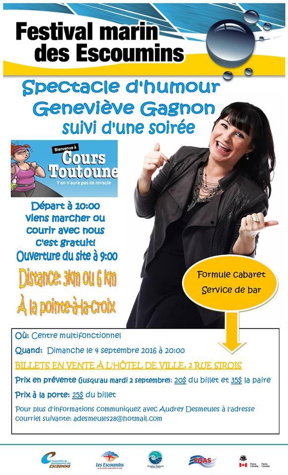 genevieve gagnon
