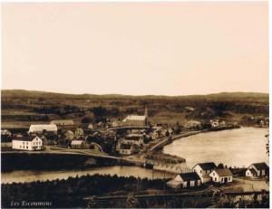 Village Escoumins (ancien)-1